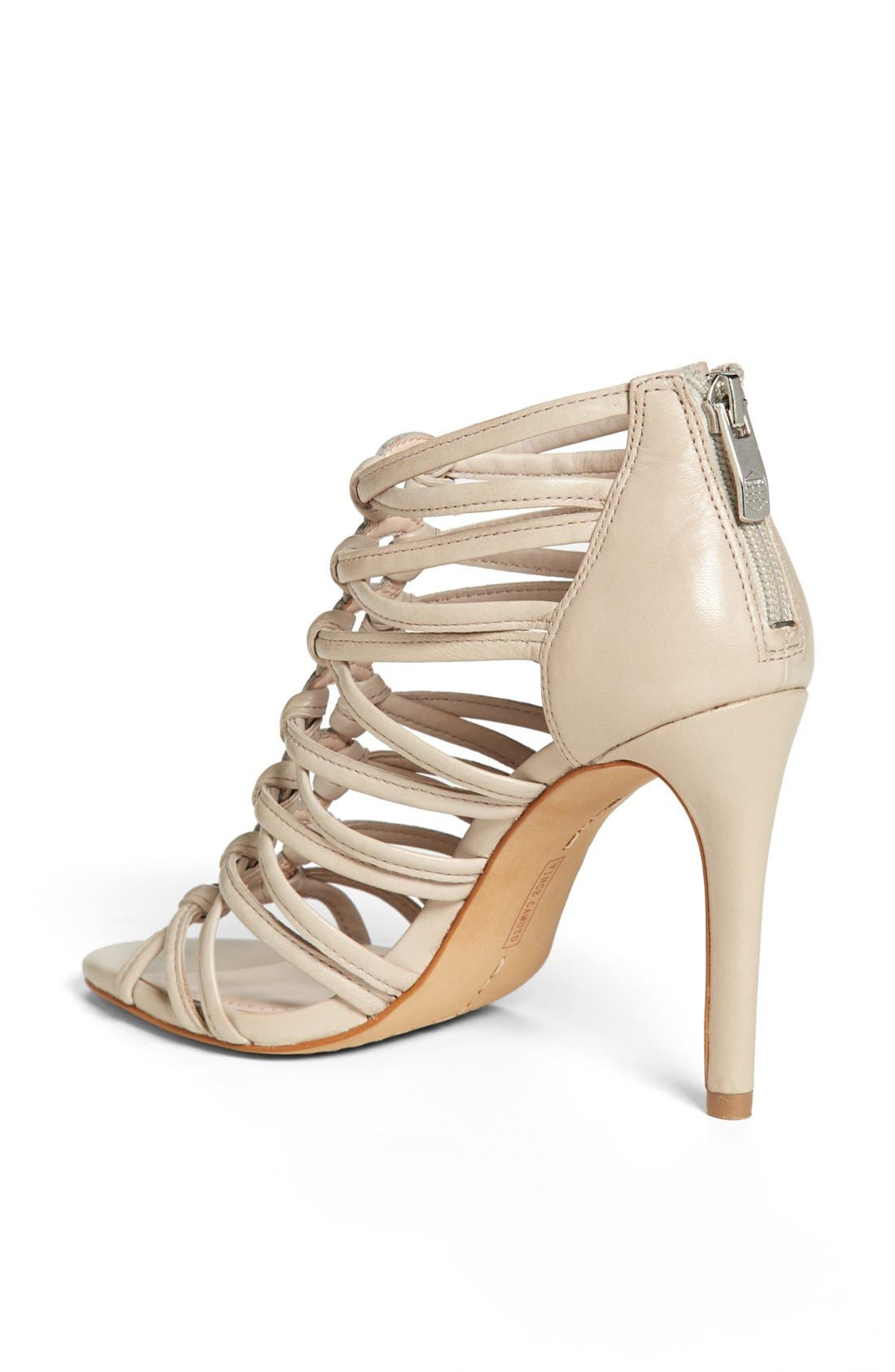 Alternate Image 2  - Vince Camuto 'Ombra' Nappa Leather Sandal