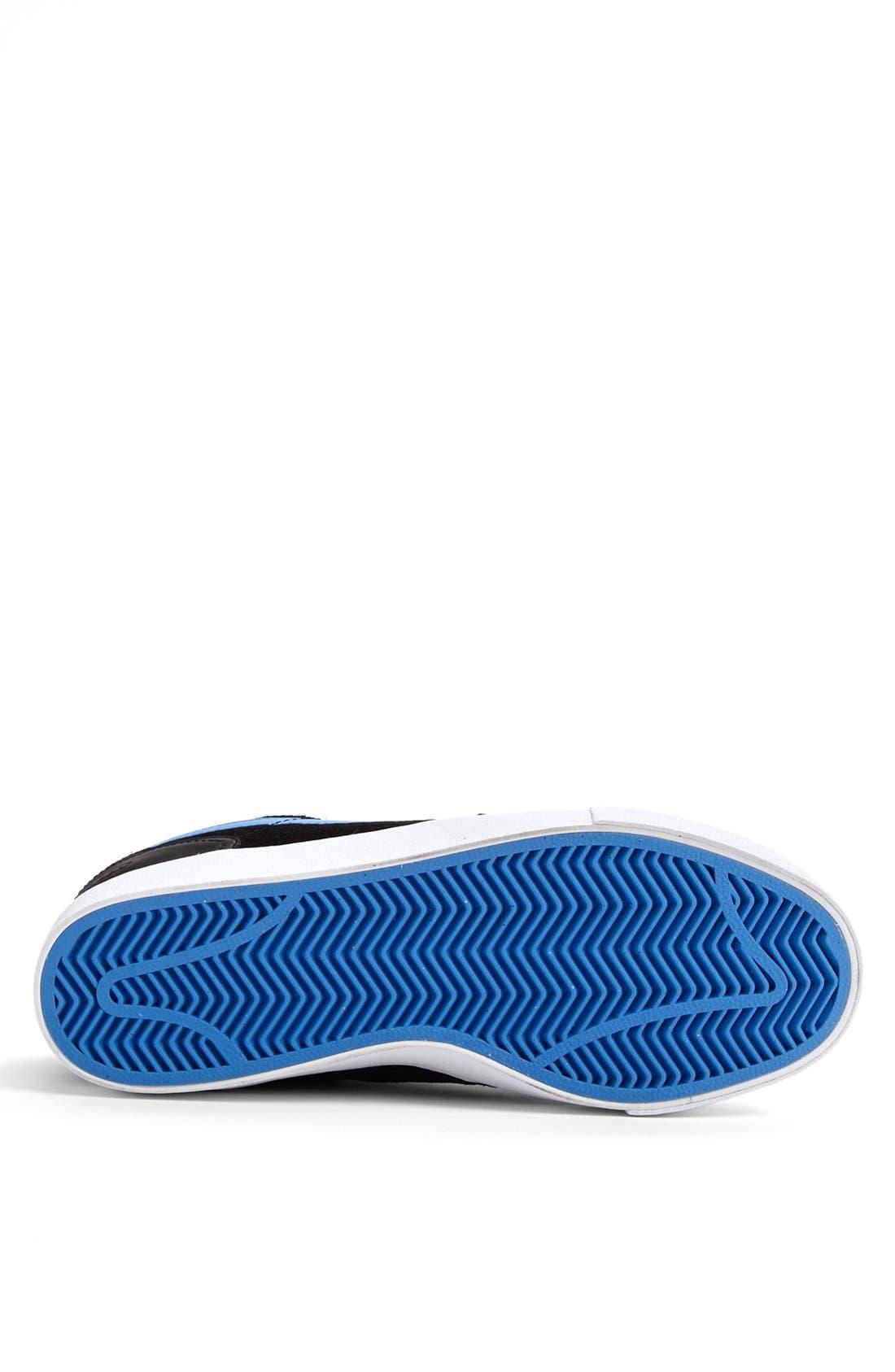 Alternate Image 4  - Nike 'Paul Rodriguez 5 LR' Sneaker (Men)