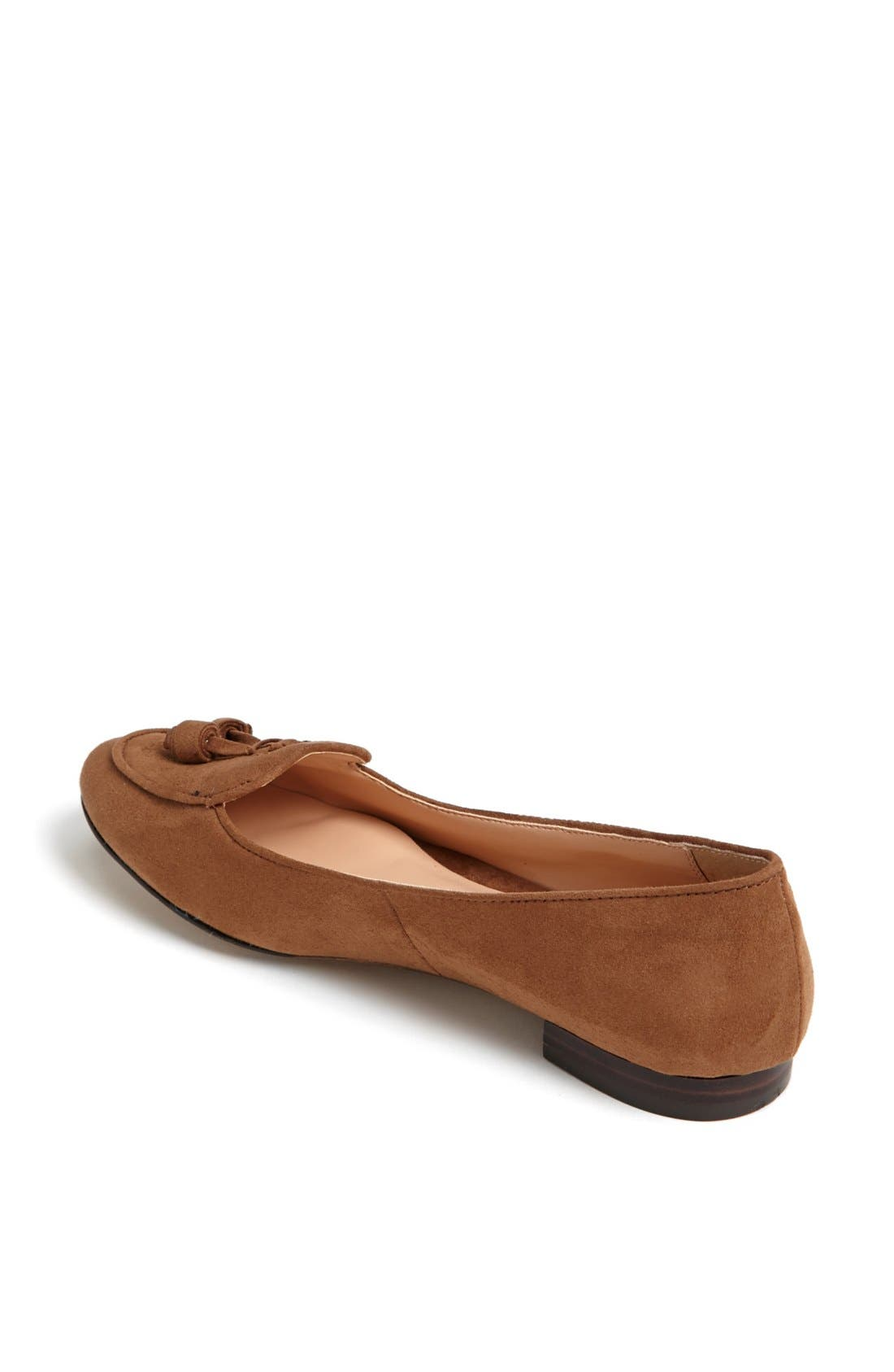 Alternate Image 2  - Julianne Hough for Sole Society 'Cambria' Smoking Slipper Flat