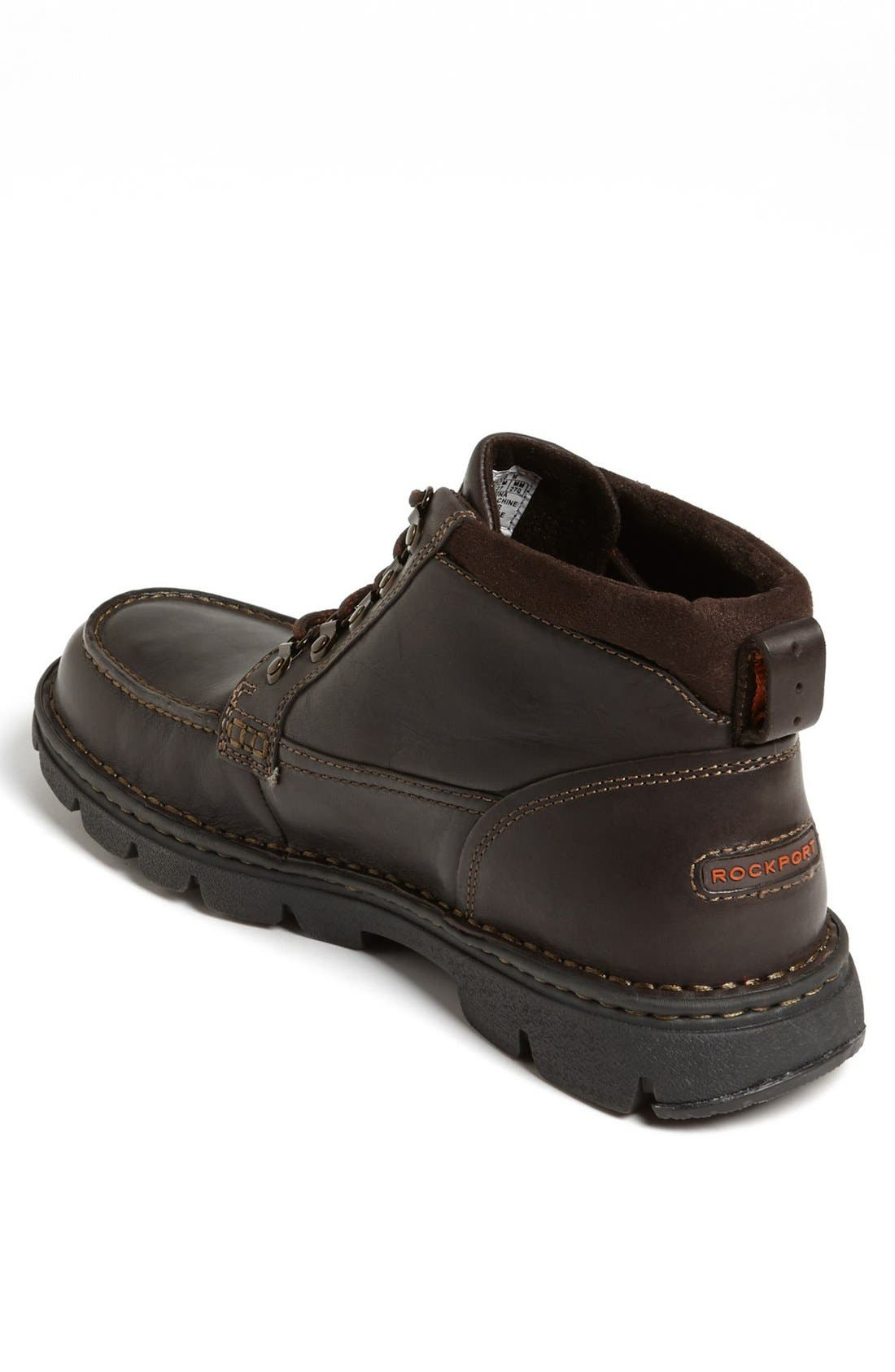 Alternate Image 2  - Rockport 'RocSports Rugged' Moc Toe Boot