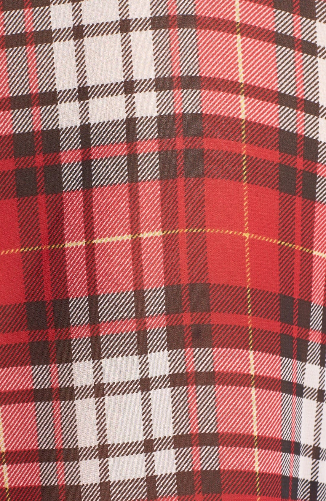 Alternate Image 3  - Two by Vince Camuto Plaid Boy Shirt