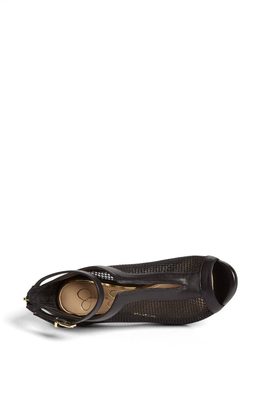 Alternate Image 3  - Jessica Simpson 'Rossii' Ankle Strap Shootie