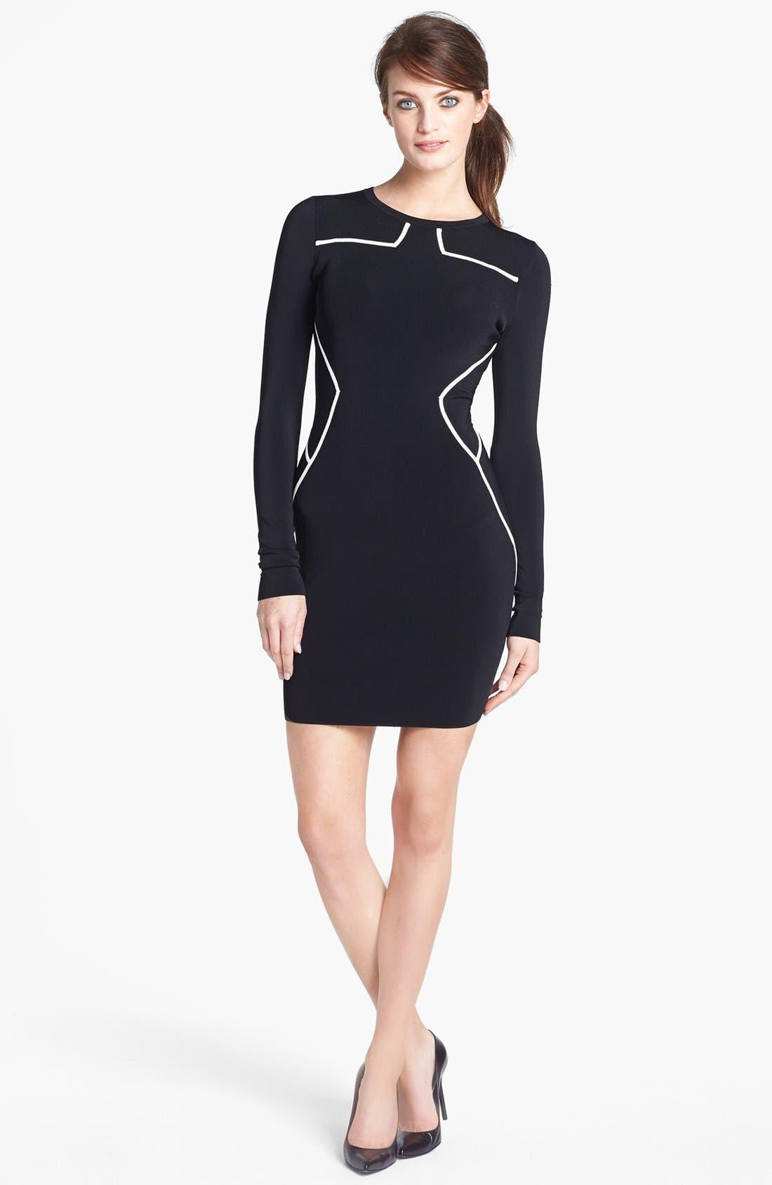Alternate Image 3  - Diane von Furstenberg 'Josephine' Knit Body-Con Dress