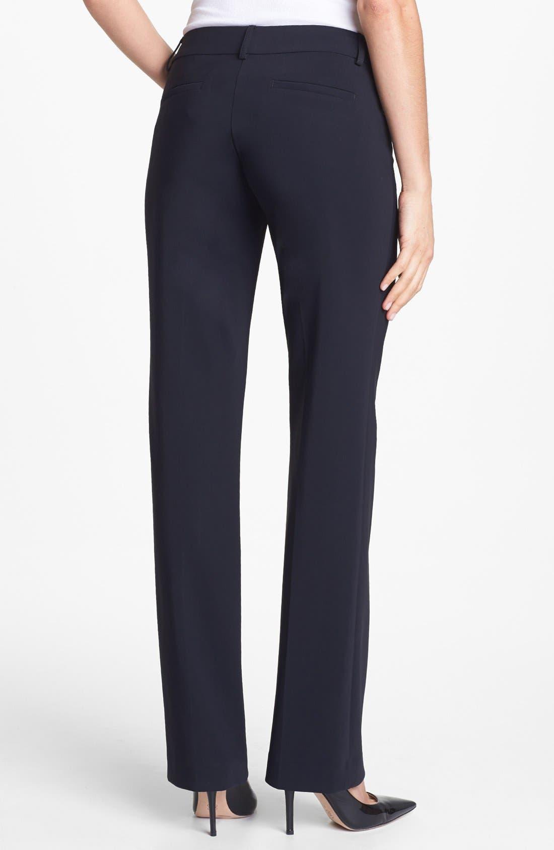 Alternate Image 2  - AWoman Straight Leg Trousers