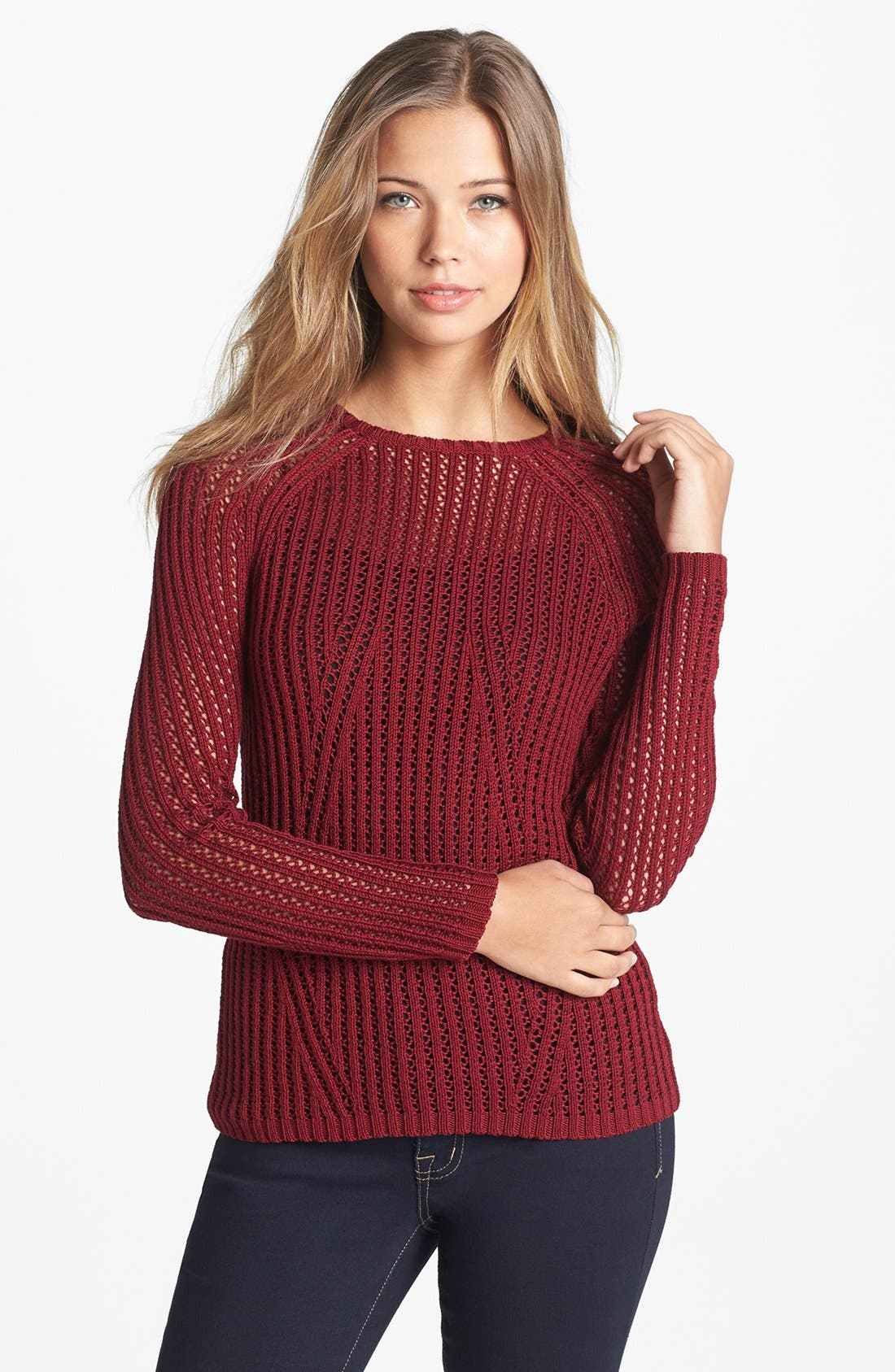 Alternate Image 1 Selected - Kenneth Cole New York 'Vrinda' Sweater