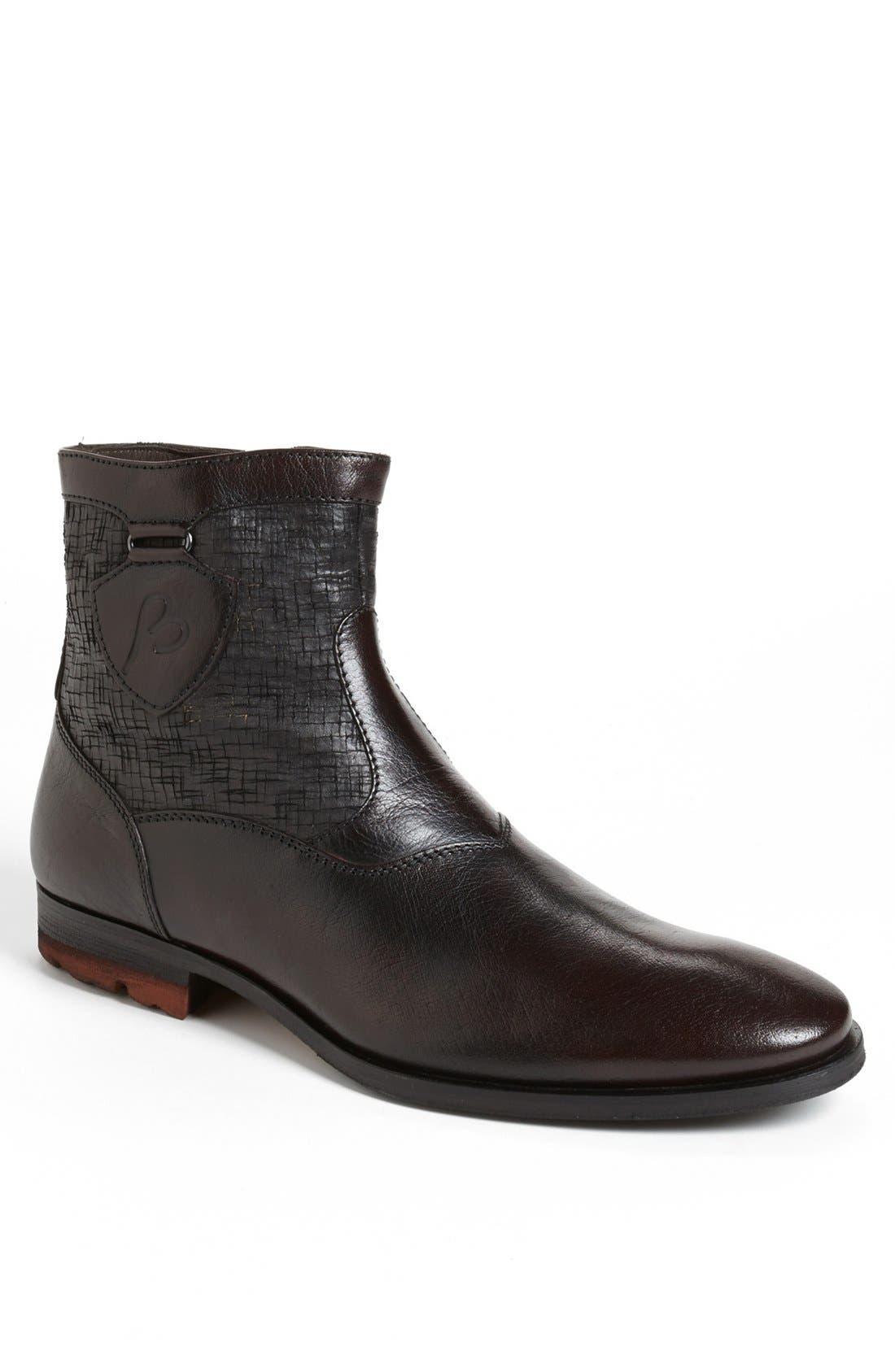 Main Image - Bacco Bucci 'Devito' Zip boot (Men) (Online Only)