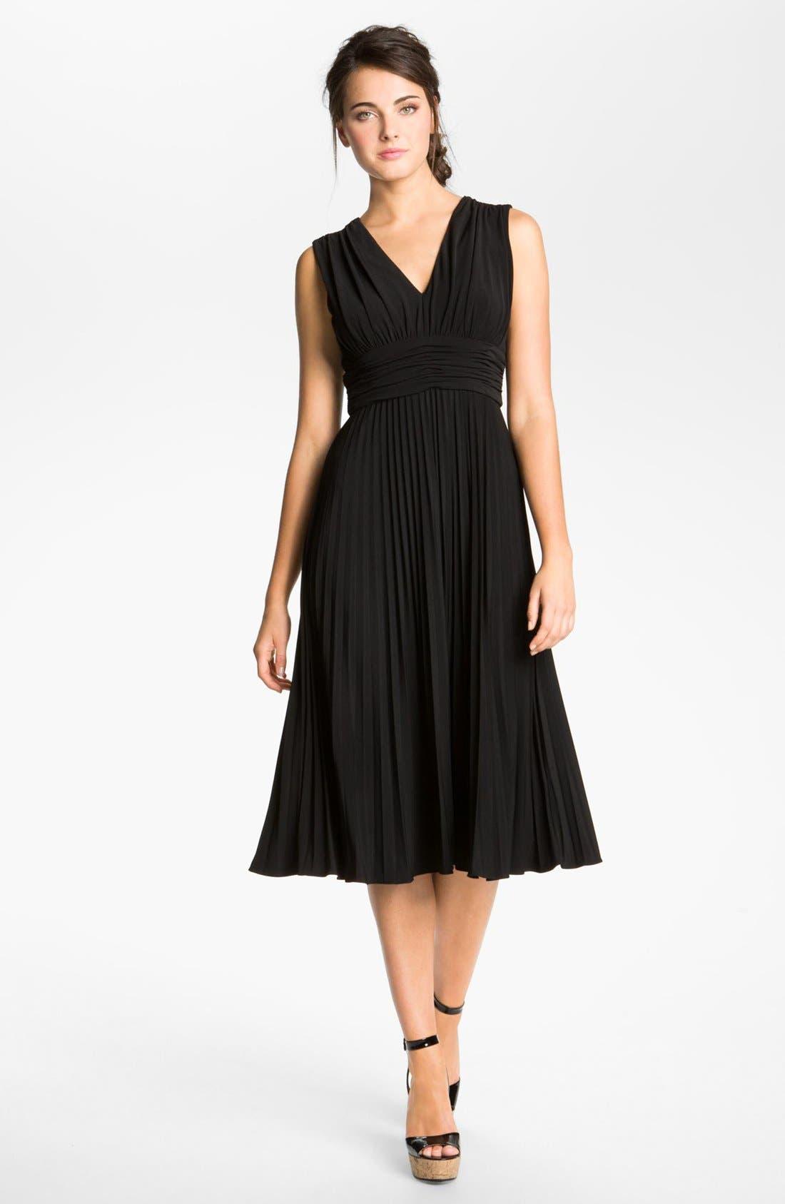 Main Image - Ivy & Blu Ruched Jersey Dress