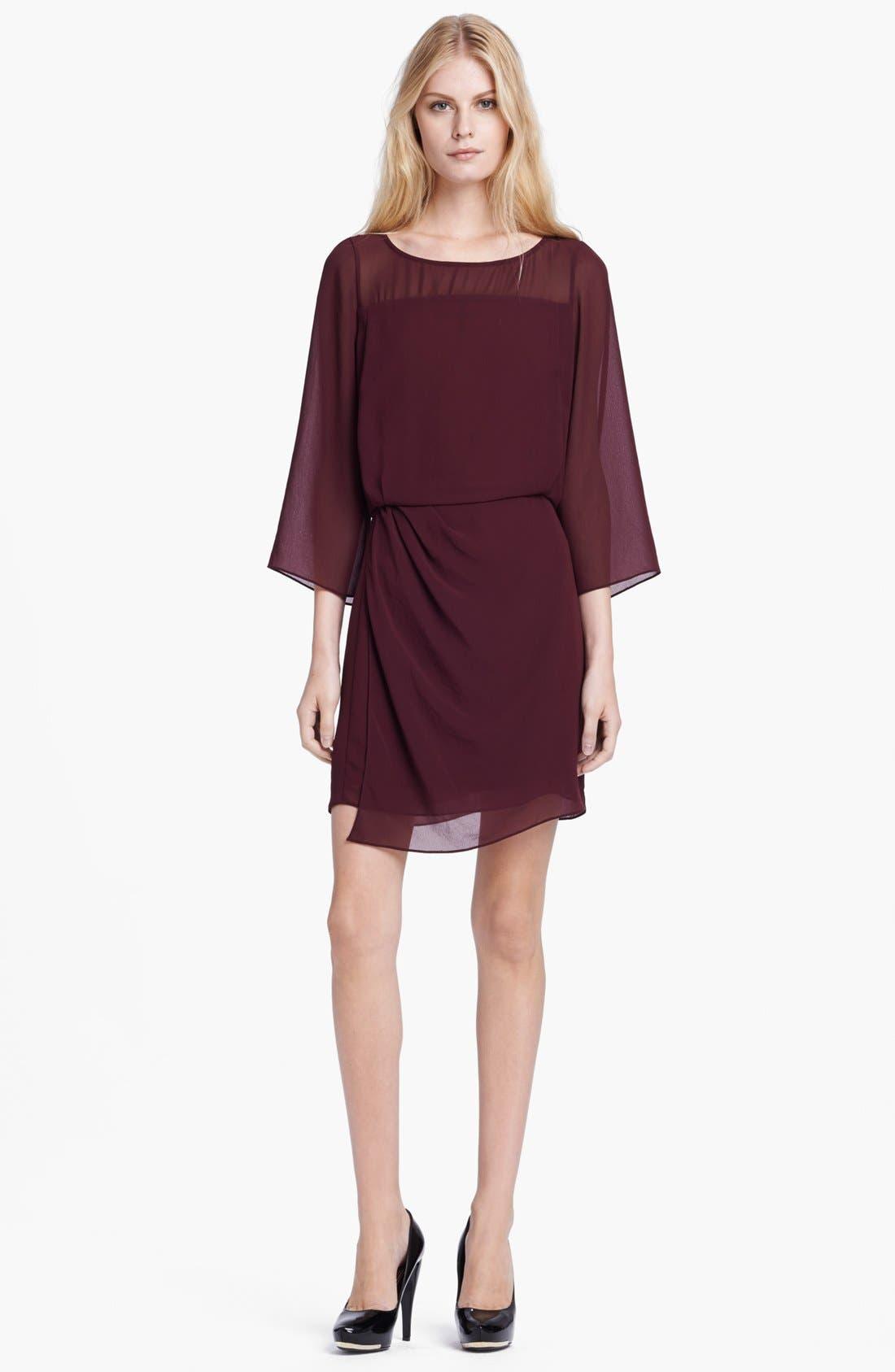 Alternate Image 1 Selected - Elizabeth and James 'Surai' Silk Dress
