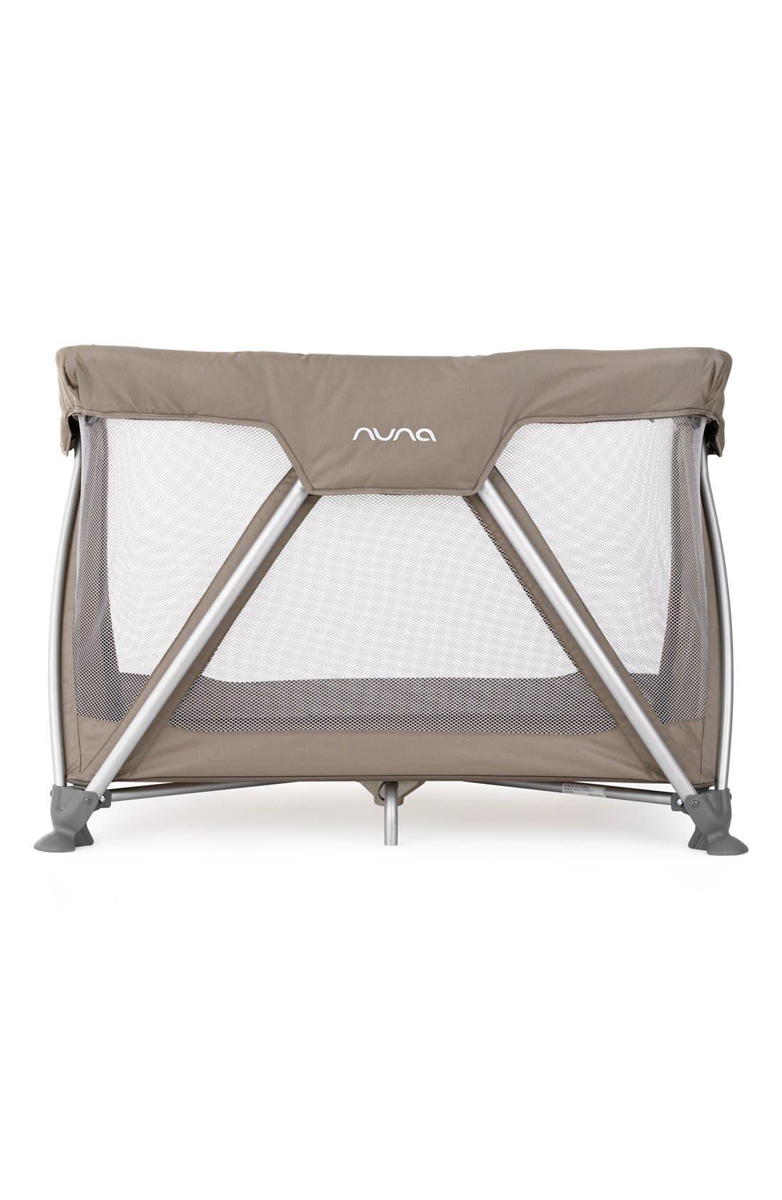 Alternate Image 1 Selected - nuna 'SENA™' Travel Crib (Online Only)
