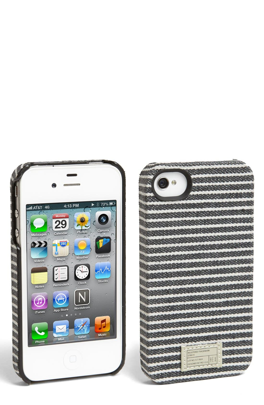 Alternate Image 1 Selected - HEX 'Core' iPhone 4 & 4s Case