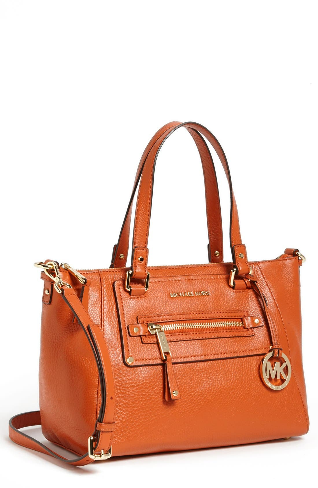 Alternate Image 1 Selected - MICHAEL Michael Kors 'Gilmore - Medium' Satchel