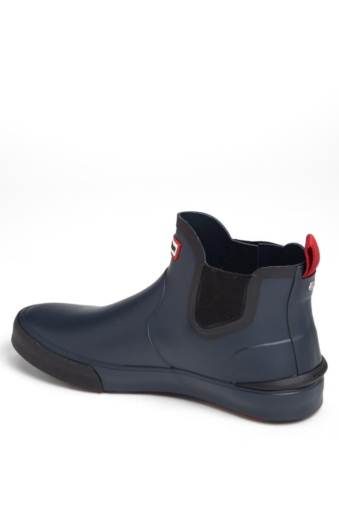 'Daleton' Boot,                             Alternate thumbnail 2, color,                             Navy