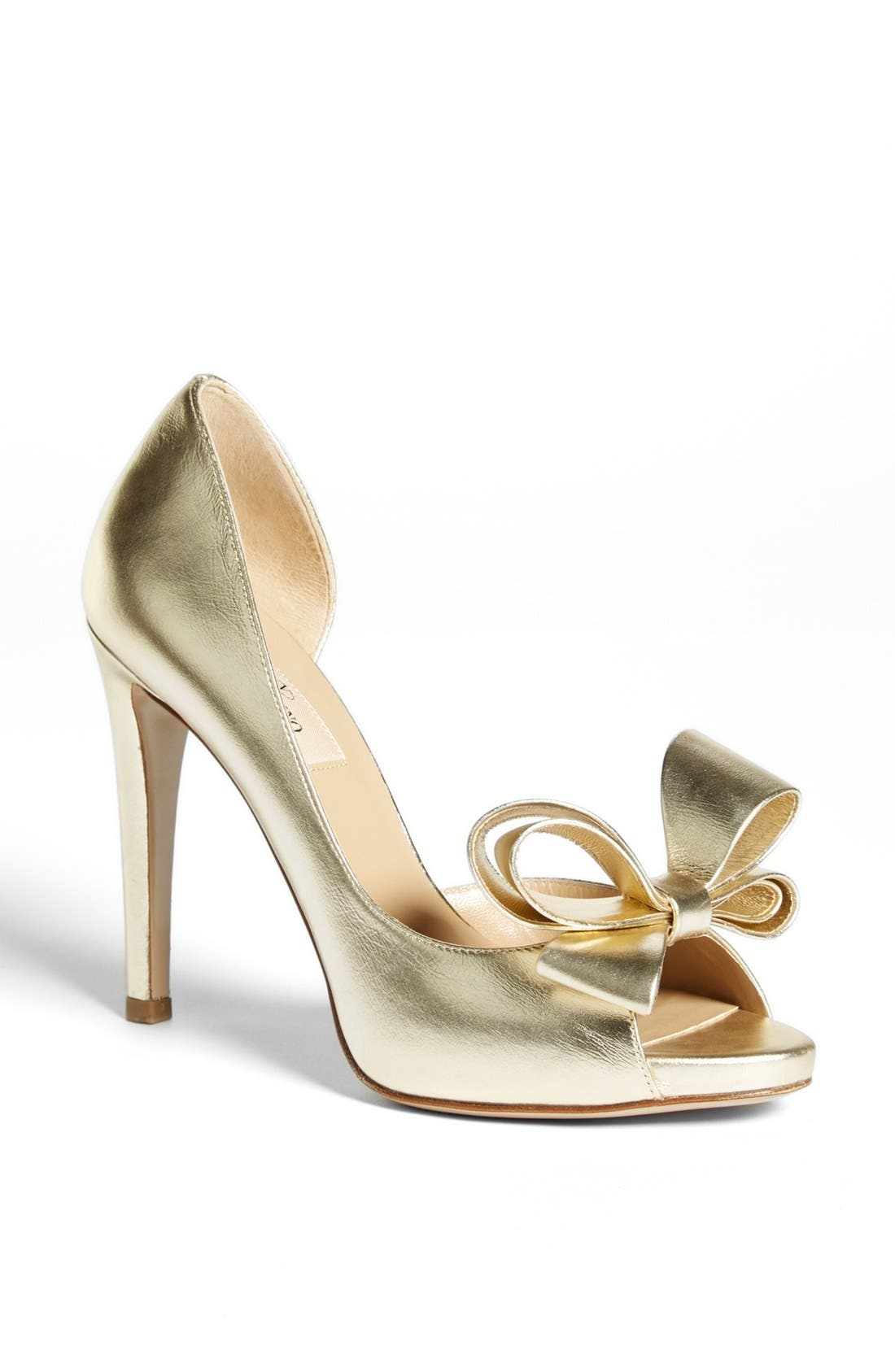 Main Image - Valentino 'Couture Bow' D'Orsay Pump (Women)