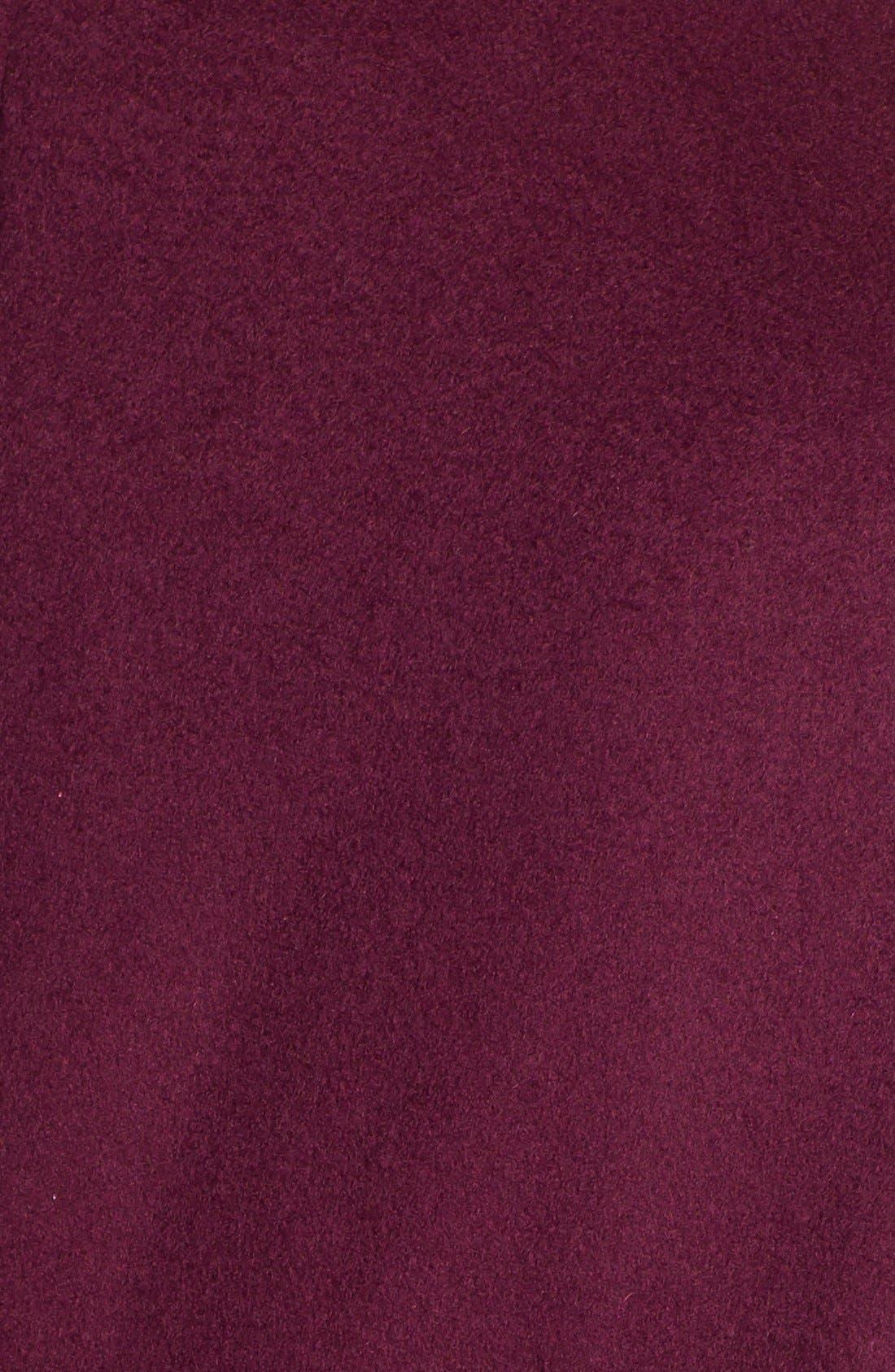 Alternate Image 3  - BOSS HUGO BOSS 'Celirela' Stand Collar Coat