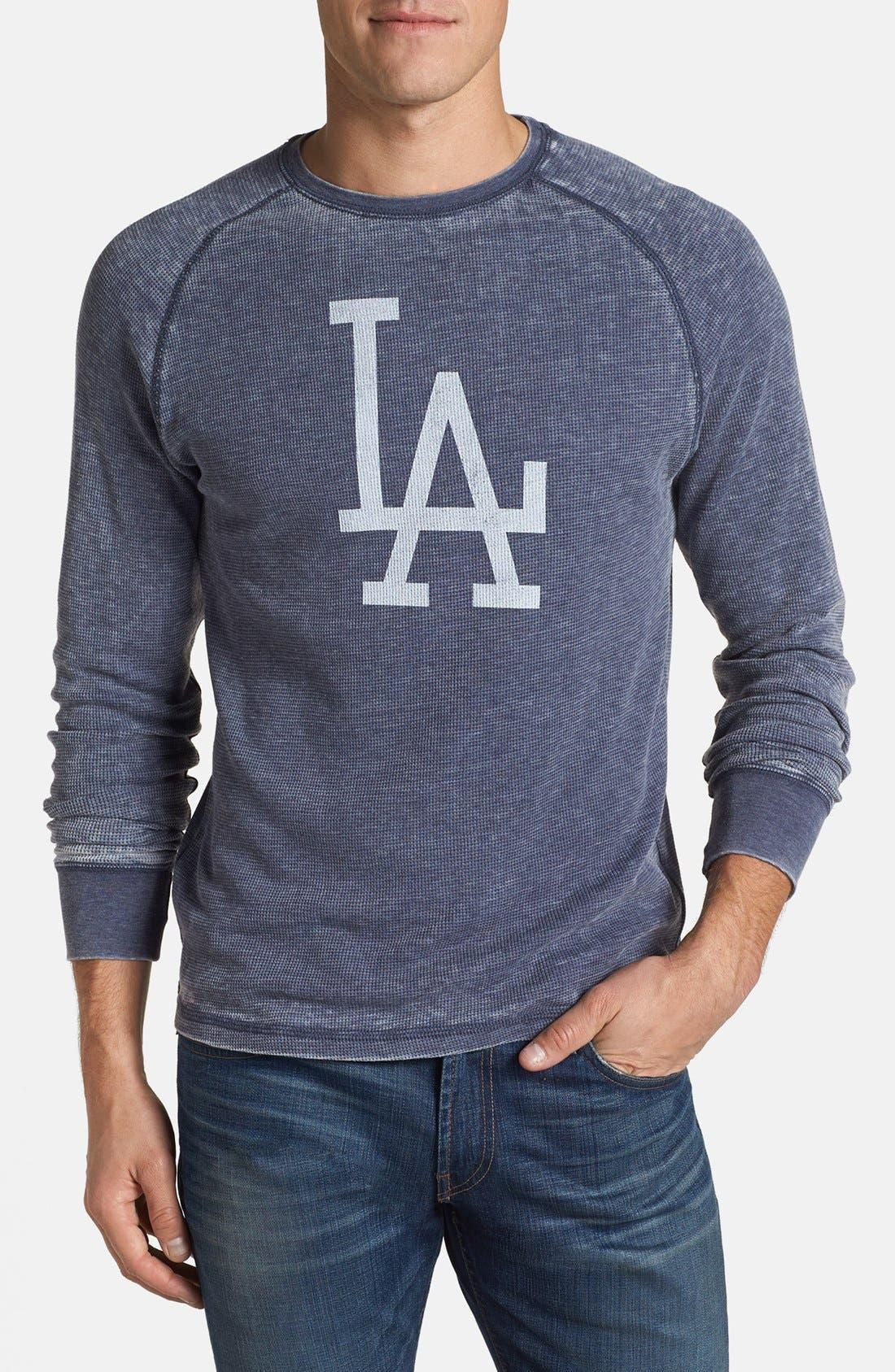 Main Image - Red Jacket 'Dodgers - Thermal Burn' Long Sleeve T-Shirt