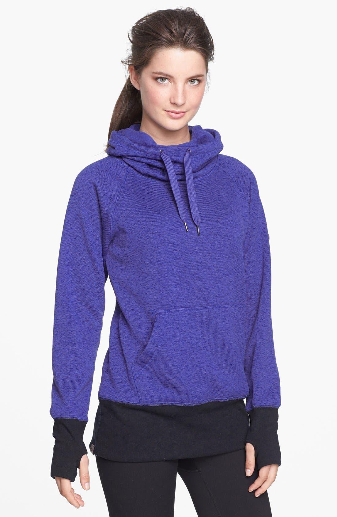 Main Image - Roxy 'Switch It Up' Fleece Jacket