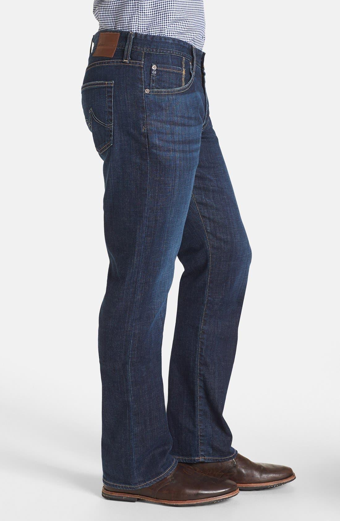 Alternate Image 3  - AG 'Protégé' Straight Leg Jeans (Kearney)