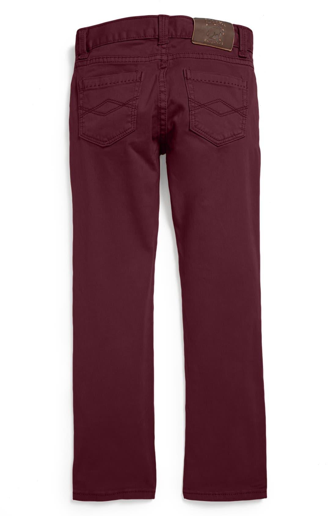 Alternate Image 2  - Peek 'Audrey' Jeans (Toddler Girls, Little Girls & Big Girls)