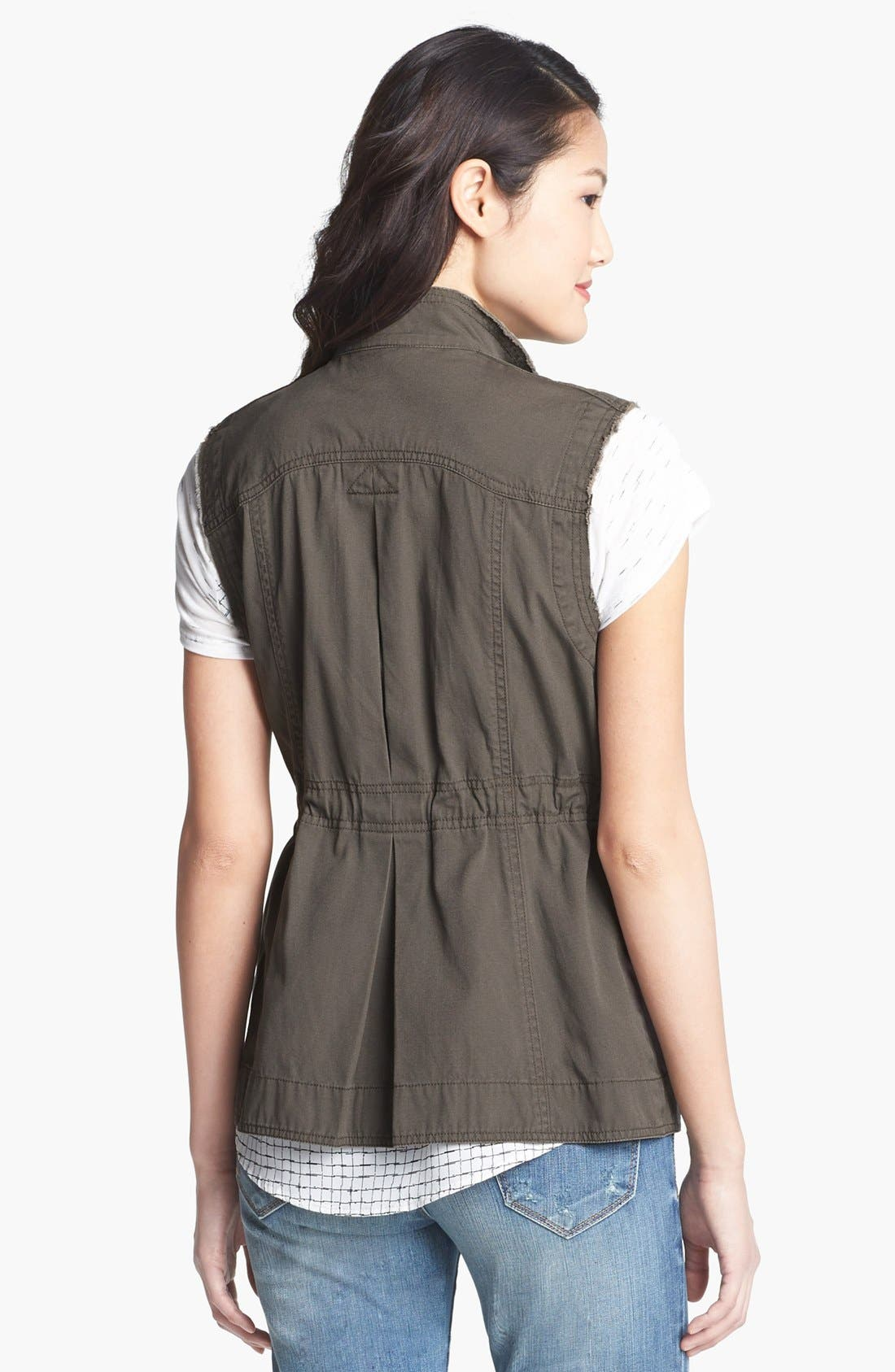 Alternate Image 2  - Ambition Military Vest