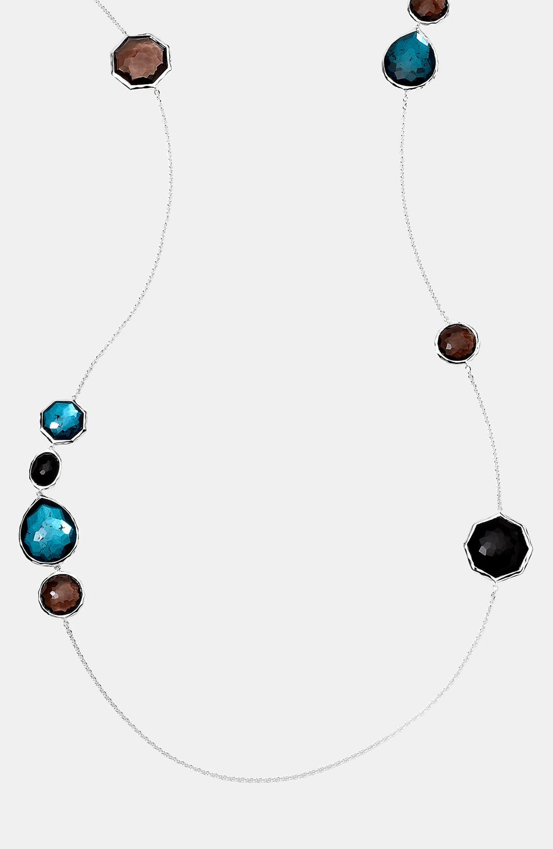 Alternate Image 1 Selected - Ippolita Long Stone Station Necklace (Nordstrom Exclusive)