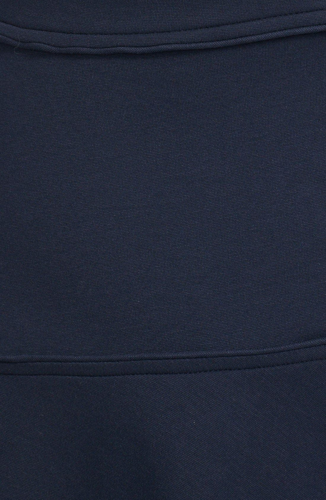 Alternate Image 3  - RED Valentino Interlock Jersey Dress