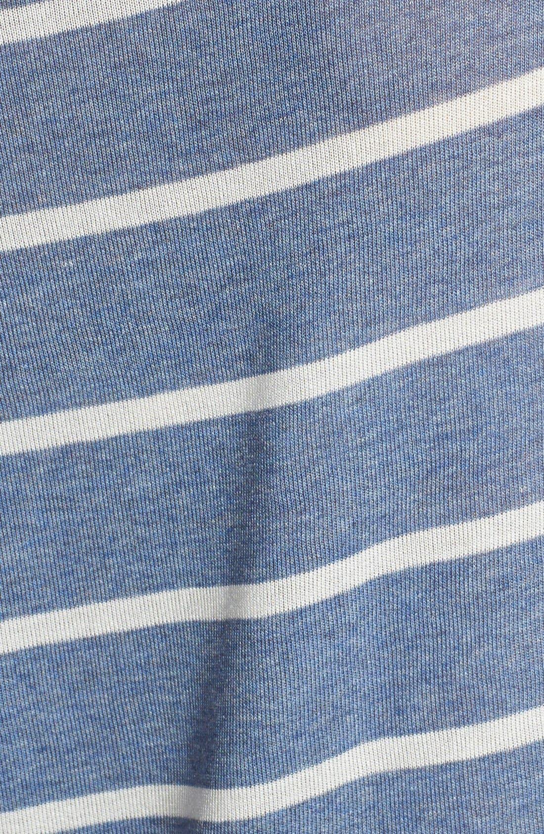 Alternate Image 3  - Splendid Stripe Raglan Sleeve Top