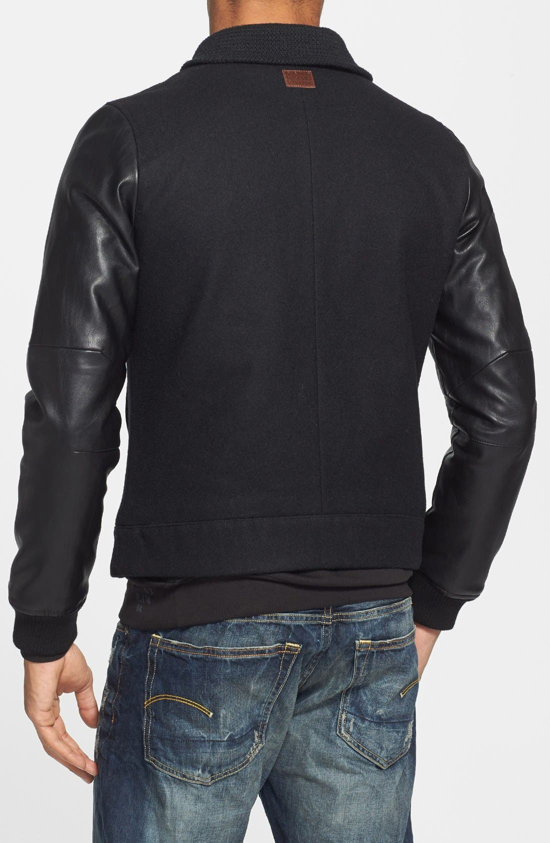 Alternate Image 2  - G-Star Raw 'Thor' Wool Blend Bomber Jacket