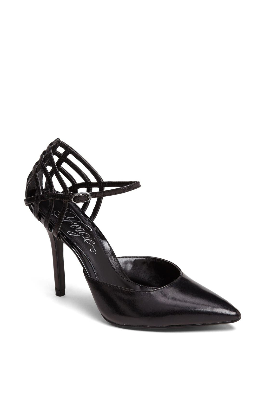 Alternate Image 1 Selected - Fergie 'Gardenia' Pump