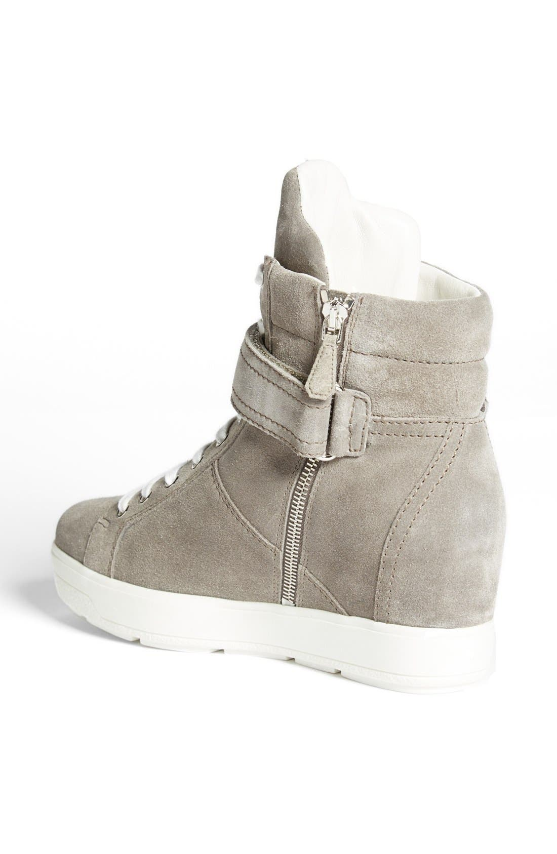 Alternate Image 2  - Prada Wedge Sneaker