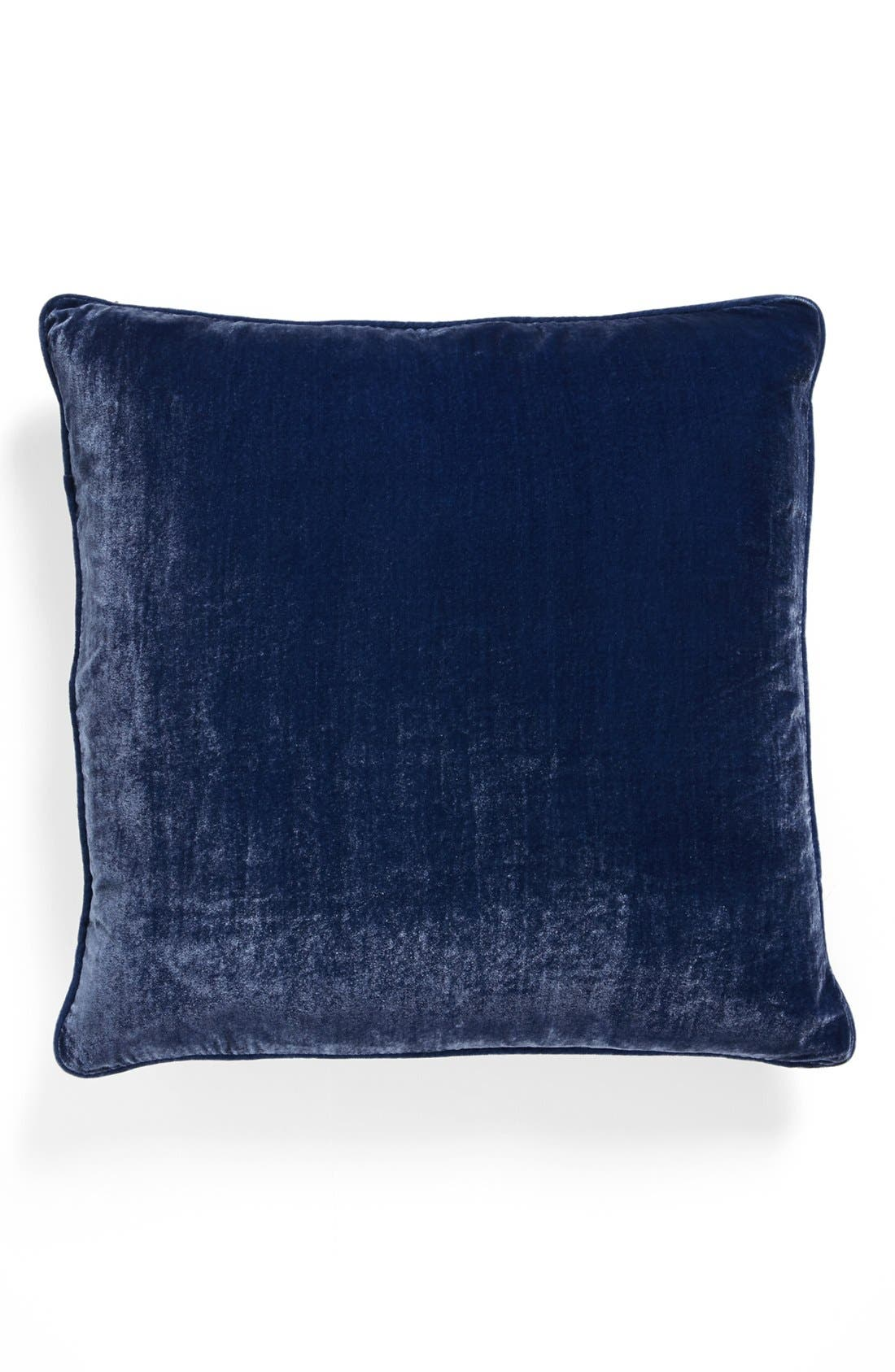Alternate Image 1 Selected - Poetic Wanderlust 'Brianna' Velvet Pillow