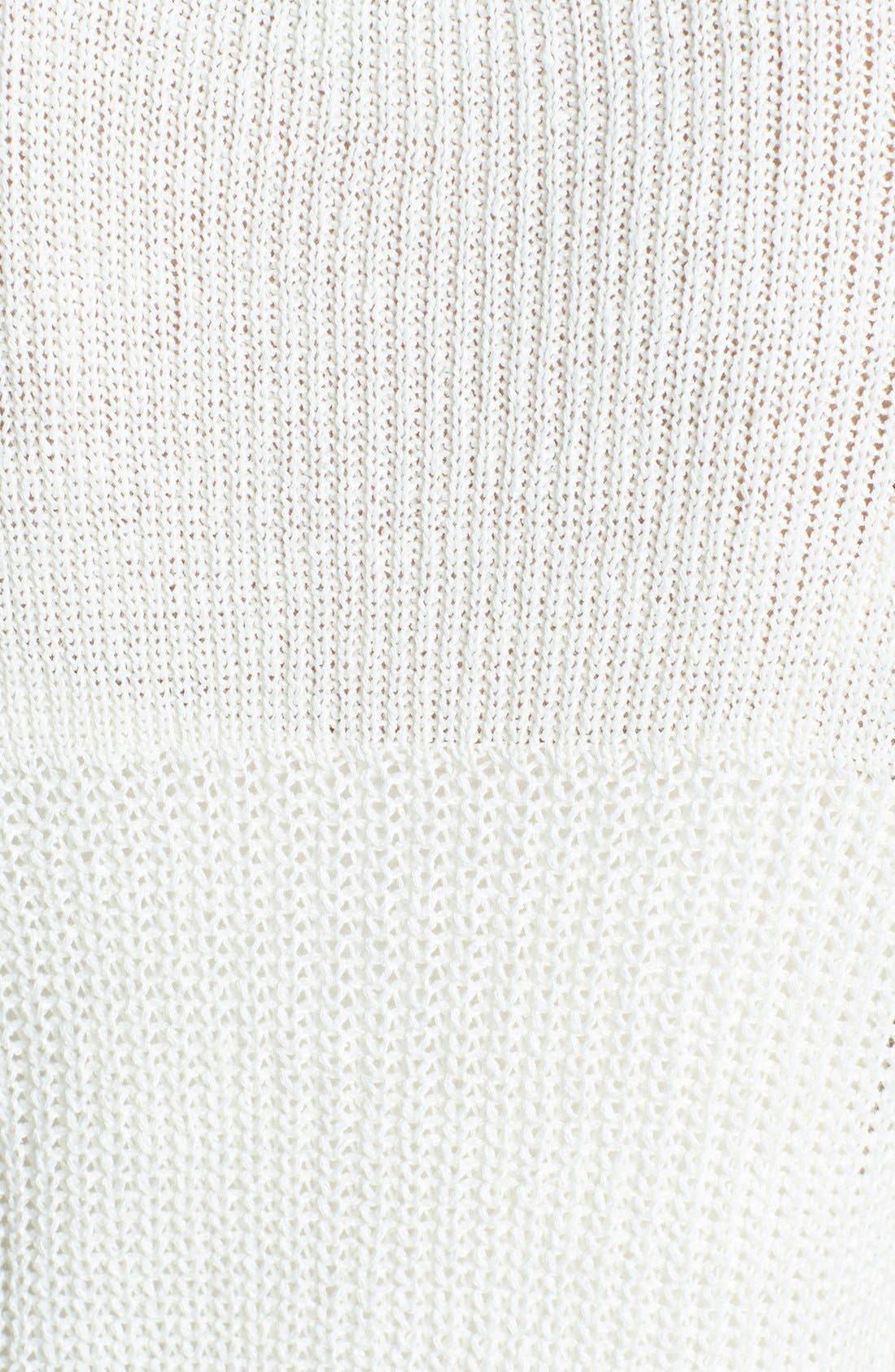 Alternate Image 3  - Joie 'Flanna' Linen Sweater