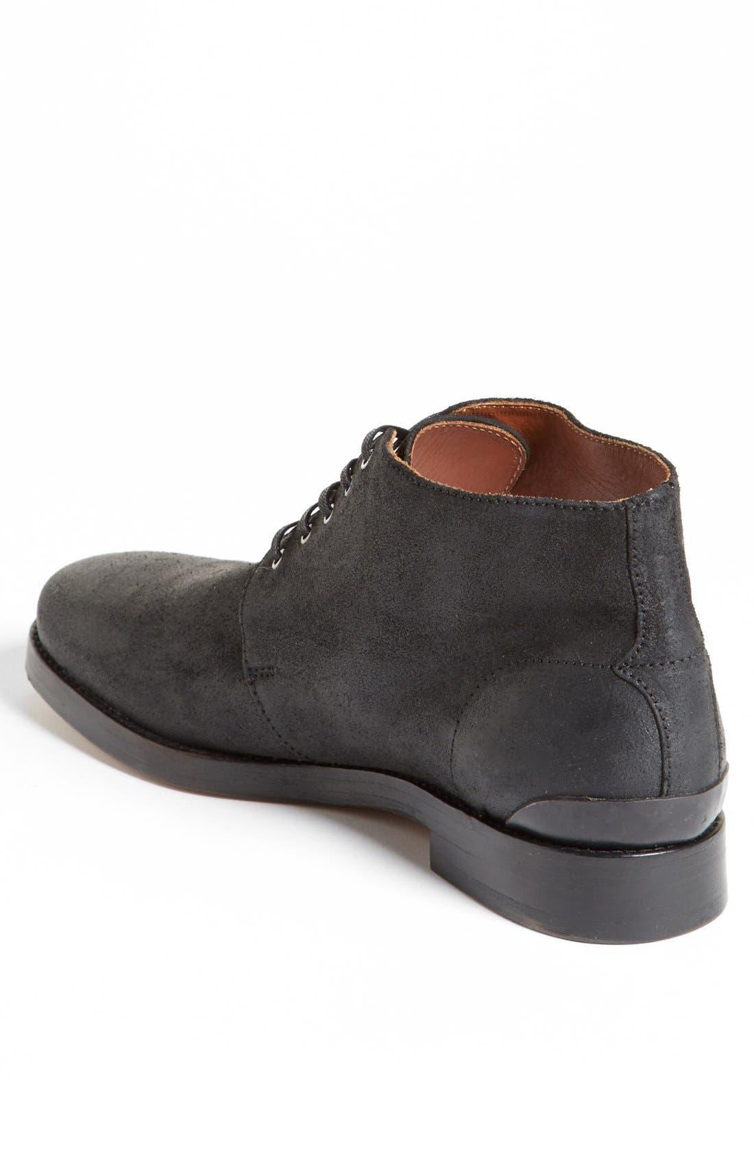 Alternate Image 2  - rag & bone 'Archer' Plain Toe Suede Boot