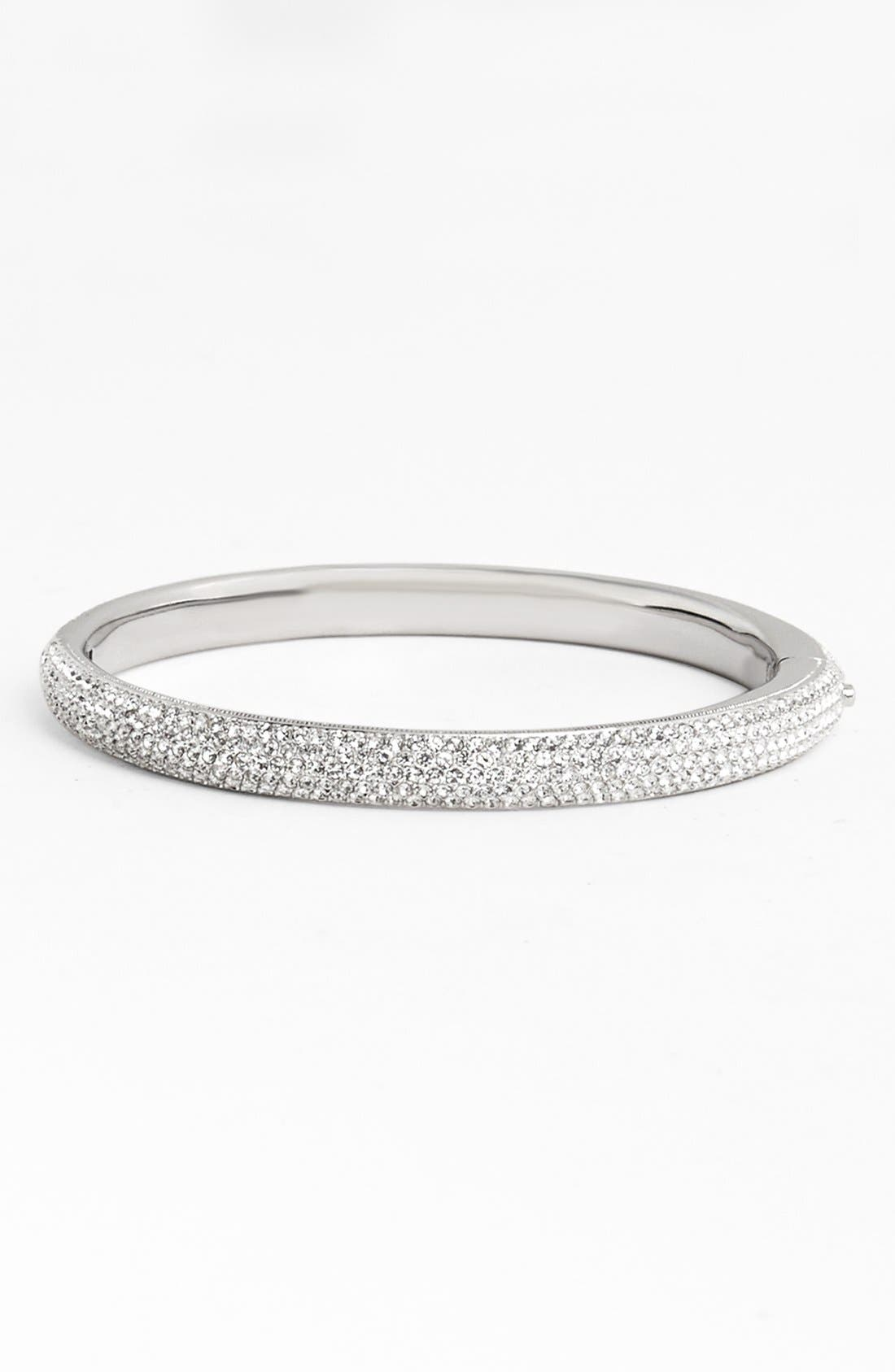 Alternate Image 1 Selected - Nadri Pavé Crystal Bangle