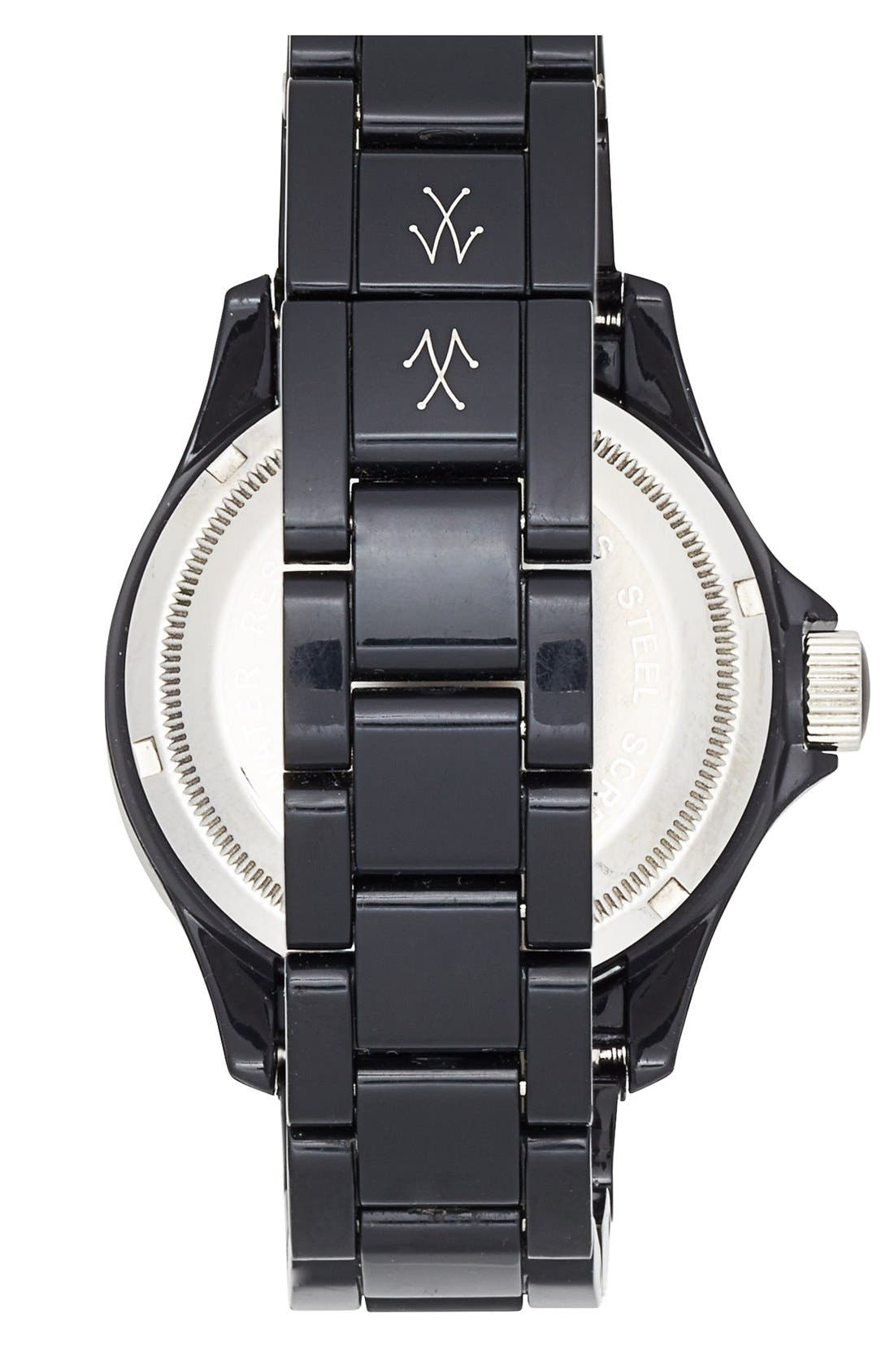Alternate Image 2  - TOYWATCH 'Plasteramic' Bracelet Watch, 41mm