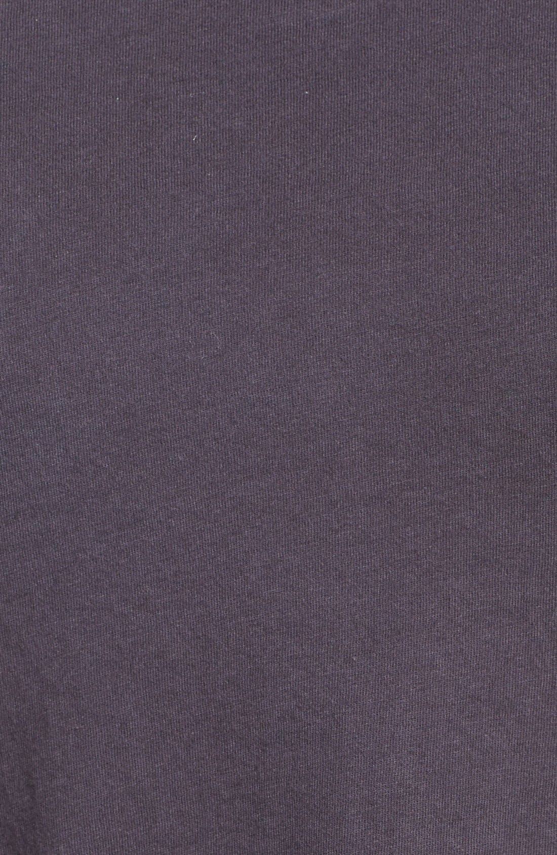 Alternate Image 3  - Tildon 'Baby' Crop Cotton Tee