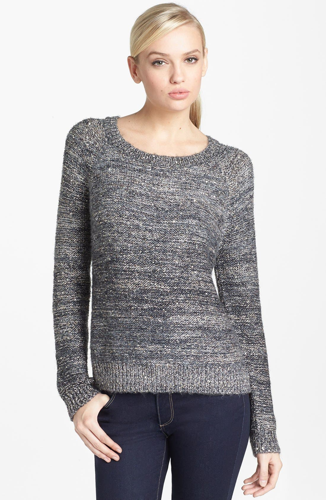Alternate Image 1 Selected - Hinge® Pattern Sweater
