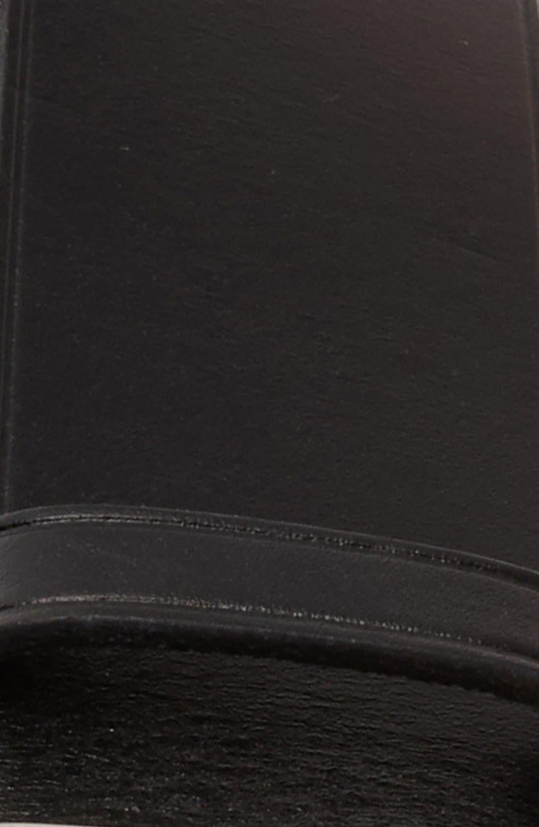 Alternate Image 2  - Polo Ralph Lauren Leather Belt