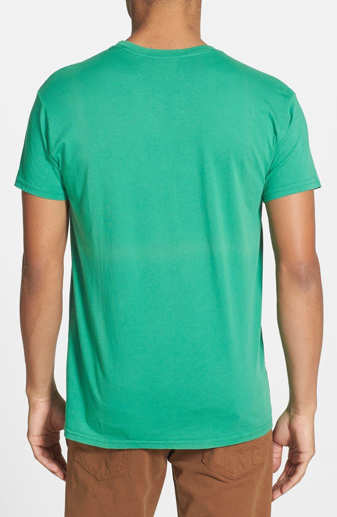 Alternate Image 2  - Retro Brand 'Michigan State' Graphic T-Shirt