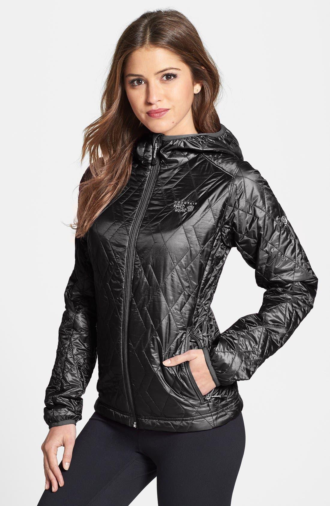 Alternate Image 1 Selected - Mountain Hardwear 'Thermostatic' Hooded Jacket