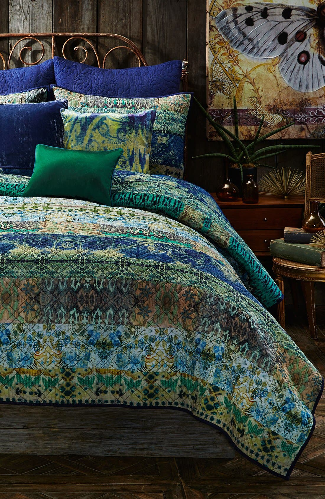 Alternate Image 2  - Poetic Wanderlust 'Bronwyn and Briana' Quilt