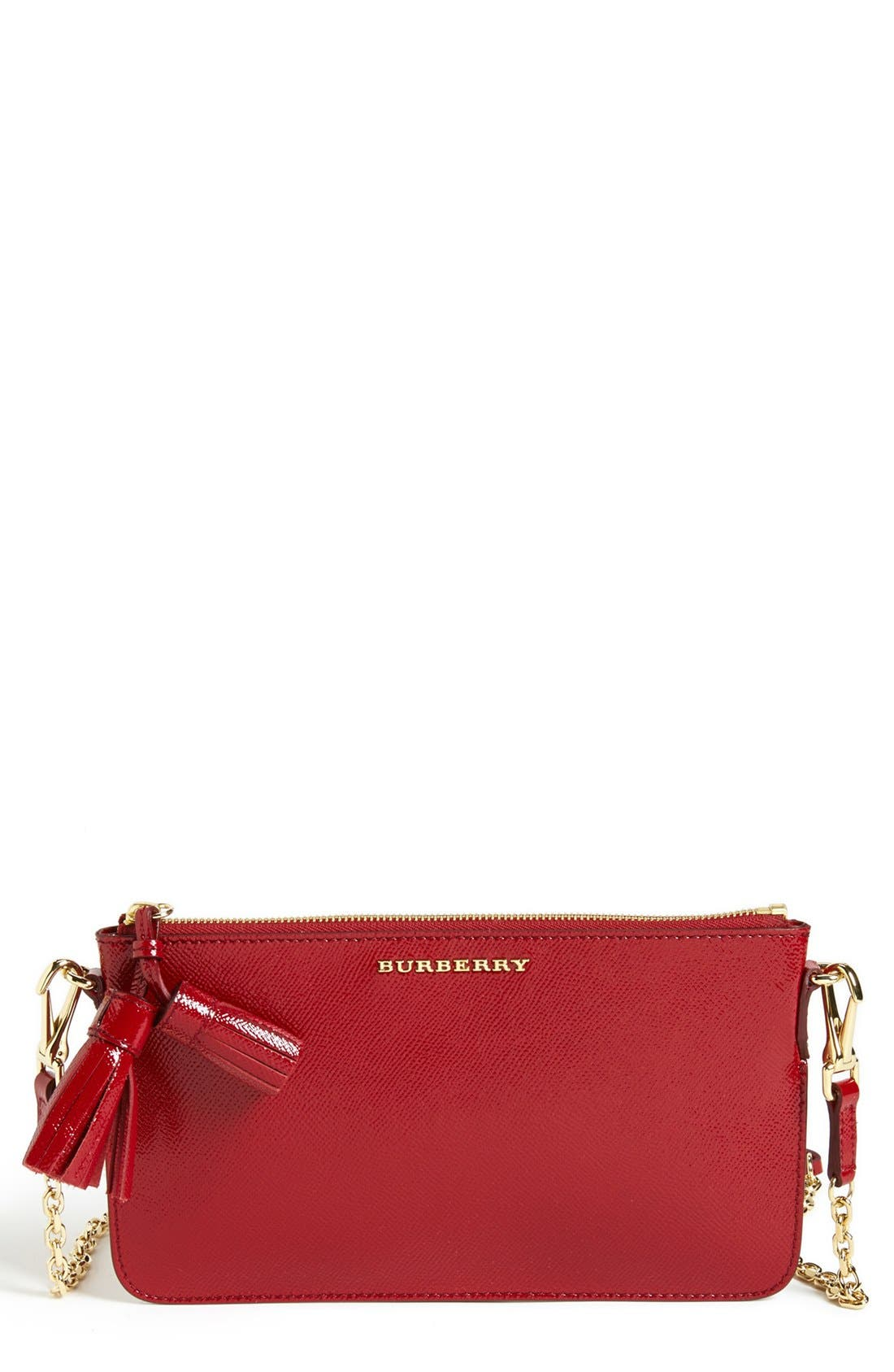 Main Image - Burberry 'Peyton' Crossbody Bag