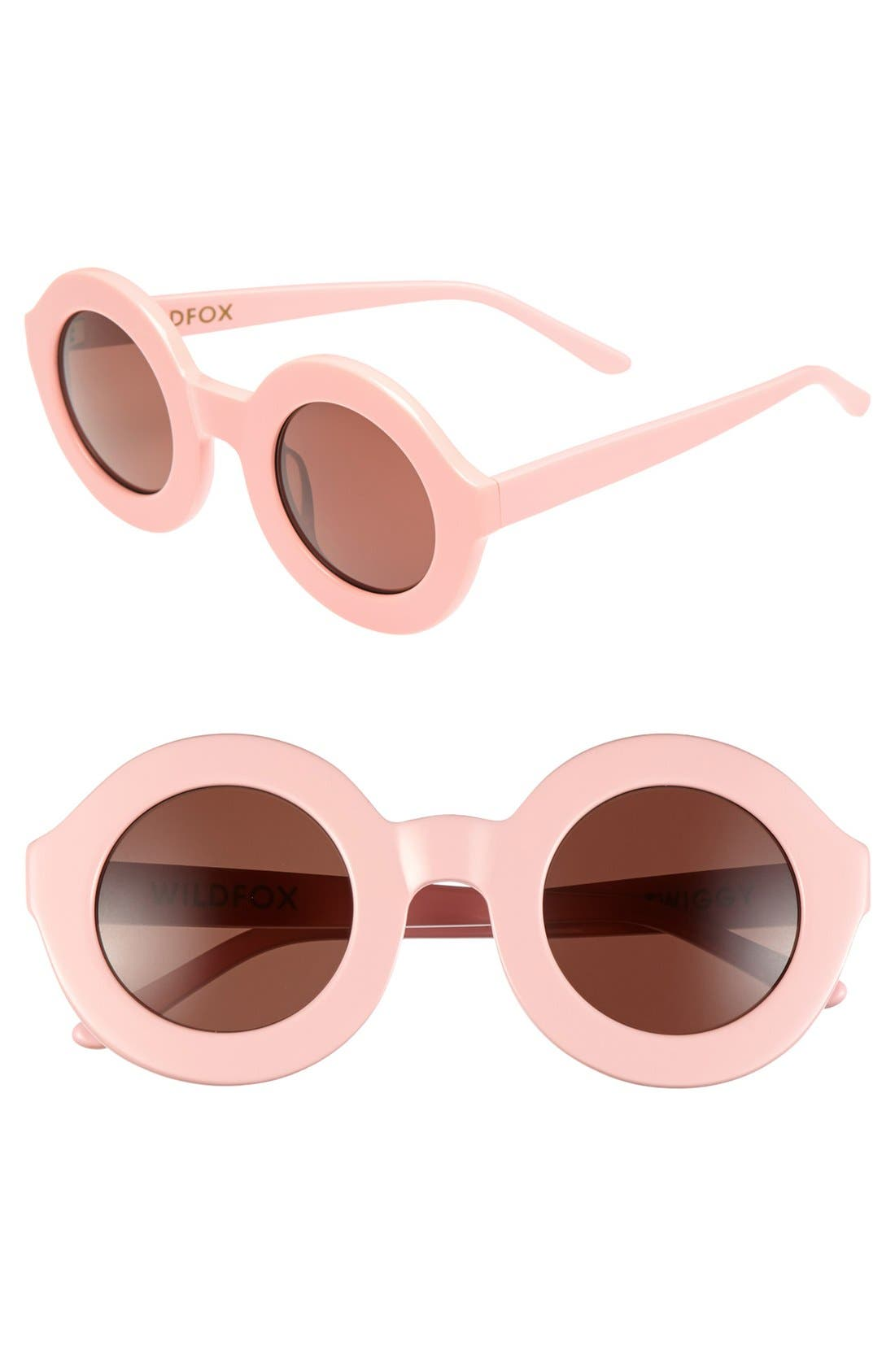 Alternate Image 1 Selected - Wildfox 44mm Sunglasses