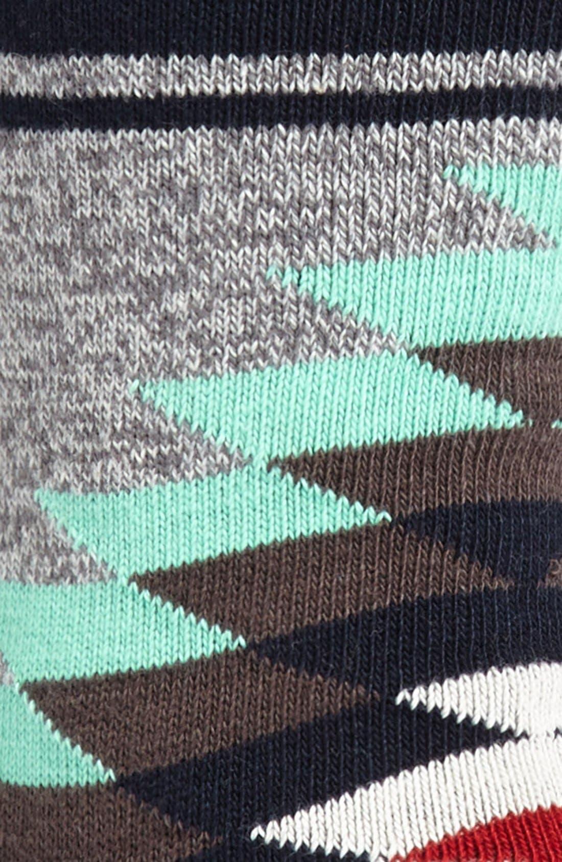 Alternate Image 2  - Stance 'Laredo' Socks