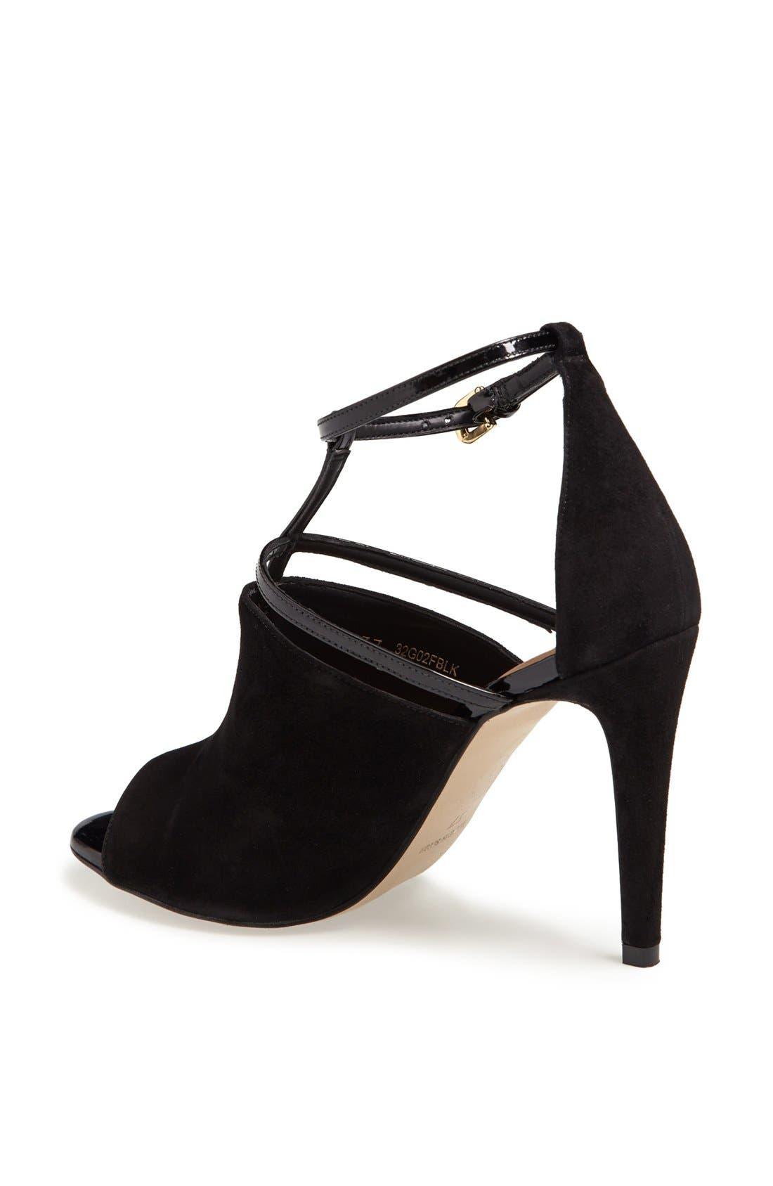 Alternate Image 2  - Topshop 'Gamos' Leather Sandal