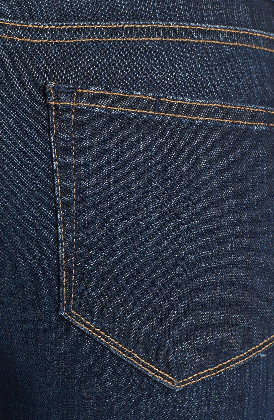 Alternate Image 3  - Paige Denim 'Skyline' Skinny Ankle Jeans (Delancy)