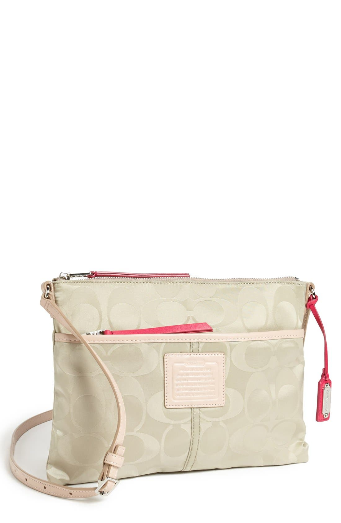 Alternate Image 1 Selected - COACH 'Legacy - Hippie' Nylon Crossbody Bag