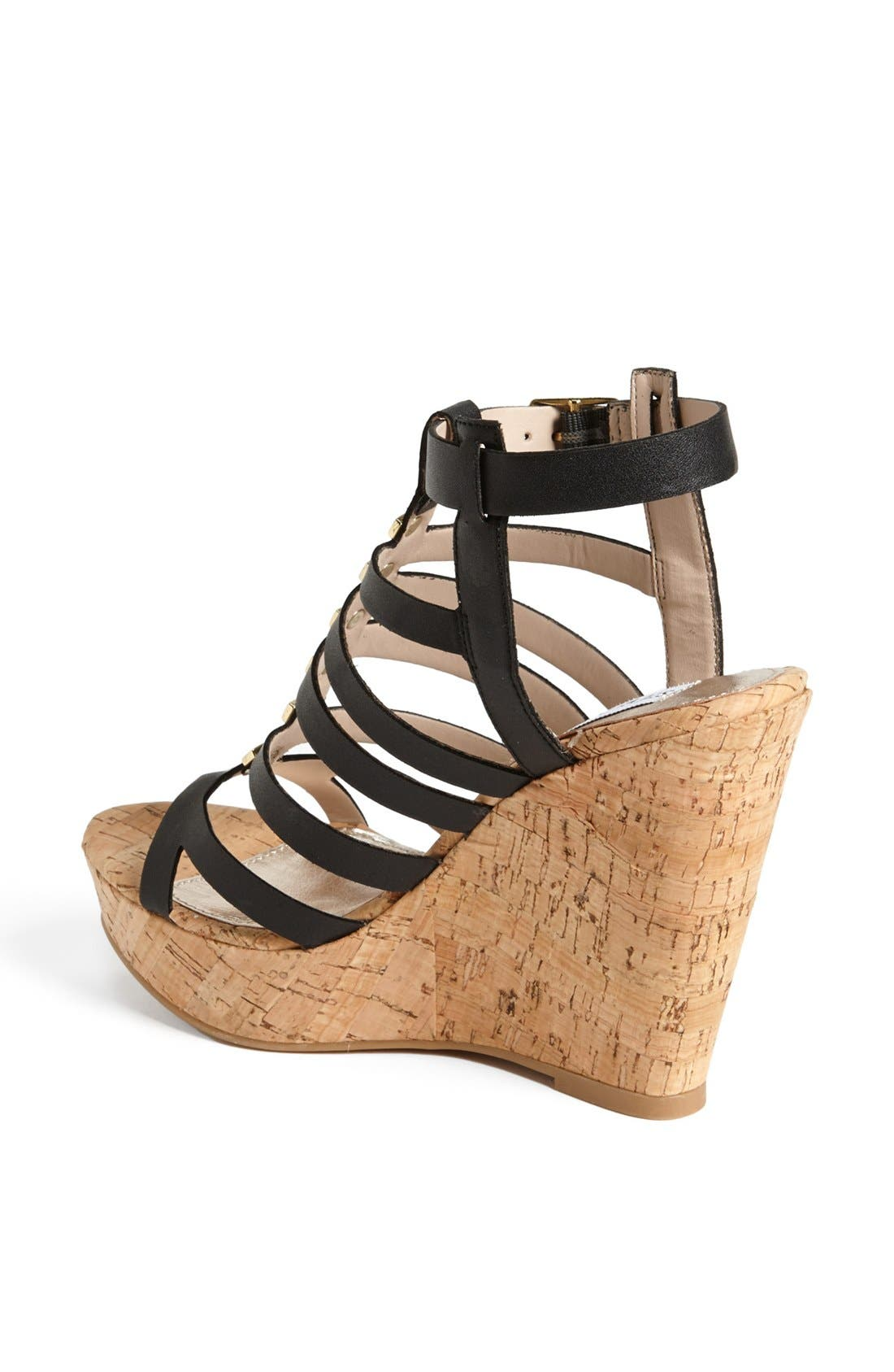Alternate Image 2  - Steve Madden 'Indyanna' Wedge Sandal