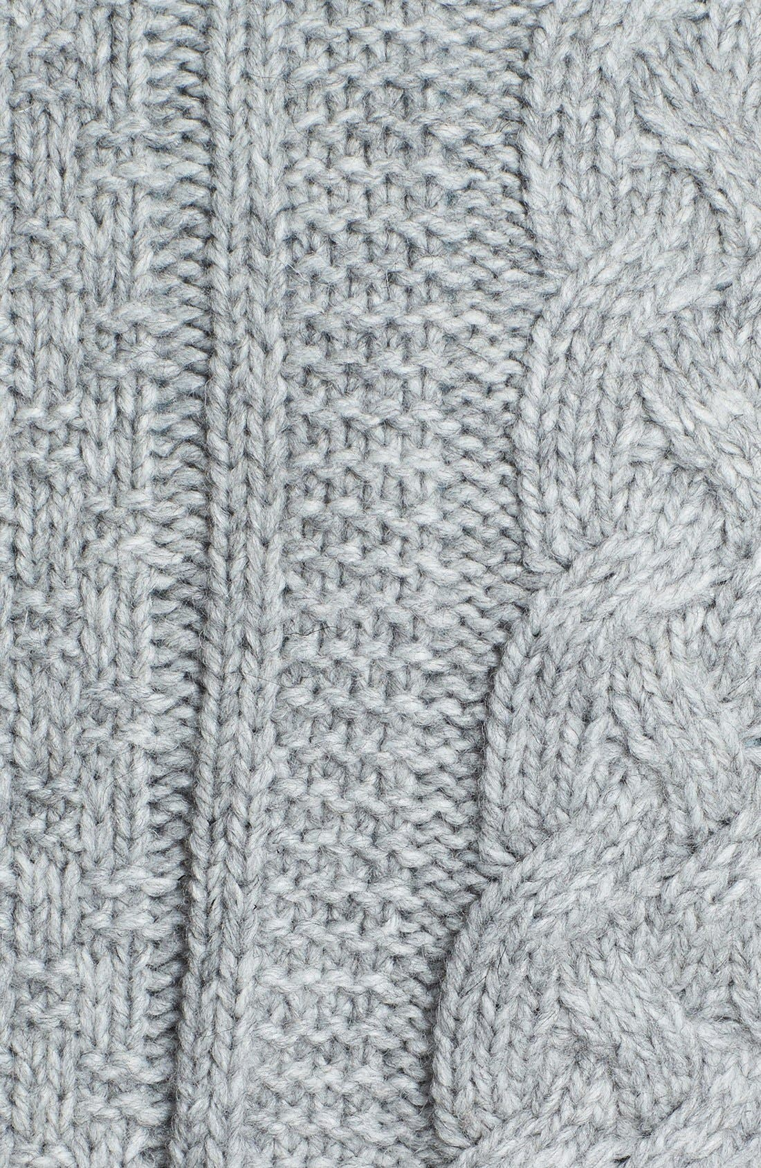 Alternate Image 3  - Tommy Bahama 'Upstate' Cable Knit Wool Blend Cardigan