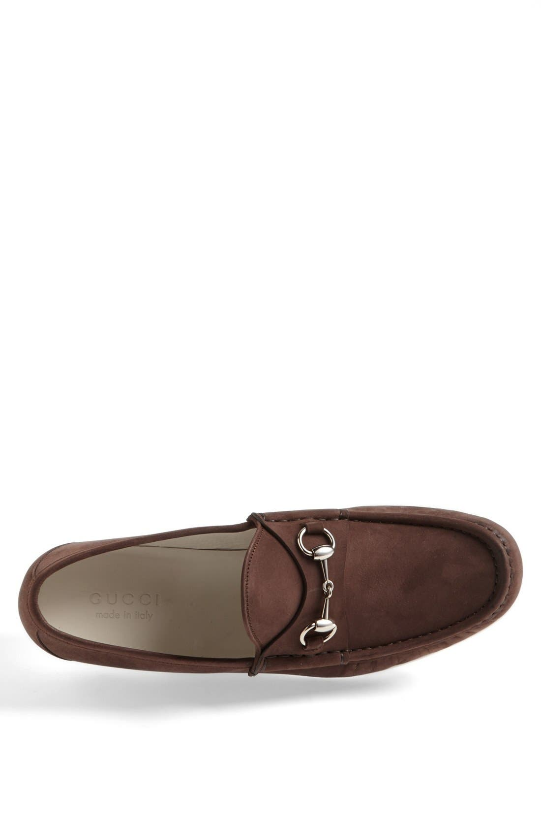 Alternate Image 3  - Gucci 'Rafer' Bit Loafer