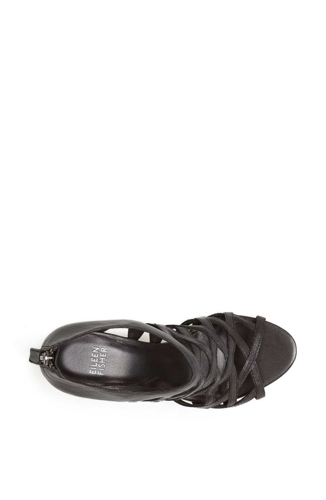 Alternate Image 3  - Eileen Fisher 'Cage' Sandal